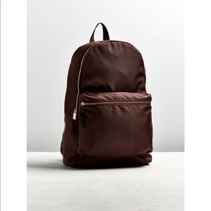 UO Satin Backpack